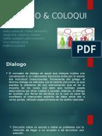 Dialogo Coloquio