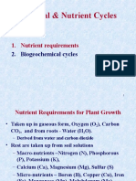 4. Nutrient Cycling