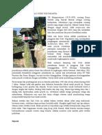 Pemukiman Di Tepi Kali Code Yogyakarta