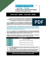 Basic Workshop Pamphlet