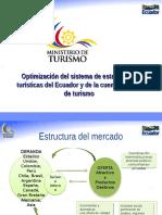Sistema de Estadisticas Turisticas y Cst Hoteleros