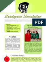 Newsletter December 09