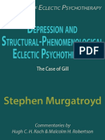 1987-Depression and Structural-phenomenological Eclectic Psychotherapy