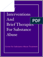 1999-Brief Interventions and Brief Therapie Abuse - Kristen Lawton Barry Ph d
