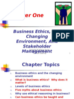 Business Ethices Ch#1