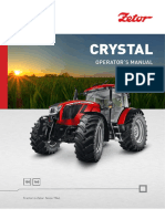Zetor Crystal 150,160 Manual