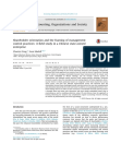 Shareholder orientation and the framing of management control practices: A field study in