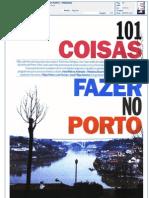 Time Out - 101 Coisas Para Fazer No Porto (05!04!10)
