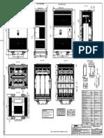 Dimensiones Generales 2.5mva transformador