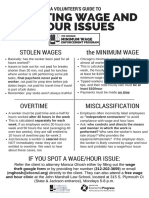 CEP Wage Handout