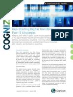 Kick-Starting Digital Transformation