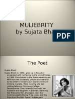 Muliebrity.ppt