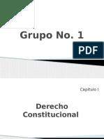 Diapositivas constitucionalismo