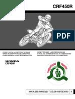 Crf 450 Manual