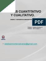 Analisis Cuantitativo Clase 1 2015