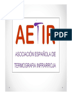 6. Presentación de La Asociación Española de Termografía Infrarroja_AETIR
