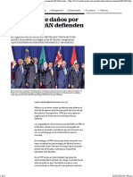 03-02-16 PRD advierte daños por TTP; PRI y PAN defienden acuerdo