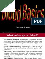 blood basics - unit 5