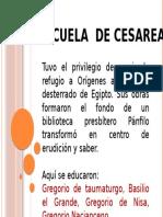Escuela de Cesarea
