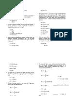 Problemas Con Solucion de vectores