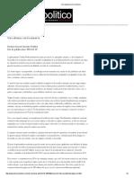 29-01-16 Una alianza con la minería - Dossier Politica