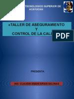 Taller de Aseguramiento y control de la calidad.pptx