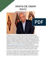 Biografia de Omar Rayo