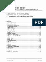Generator Construction Feature