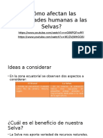 Cómo Afectan Las Actividades Humanas a Las (2) (3)