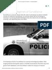 Jasbir Puar_ Regimes of Surveillance – Cosmologics Magazine