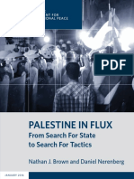 Palestine in Flux