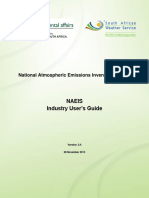 NAEIS User's Guide (Facility) v2.0