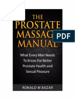 Prostate Massage Manual