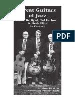 jazz guitar masters