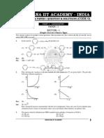 Paper 2013 solution pdf jee main