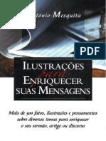 Ilustrações Para Enriquecer Suas Mensagens - Antônio Mesquita