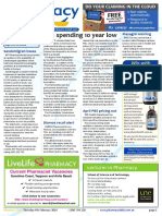 Pharmacy Daily for Thu 04 Feb 2016 - PBS spending at 10 year low, ASMI backs codeine OTCs, Sandomigran supply issues, Travel Specials and much more