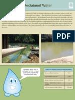Discharge Reclaimed Water