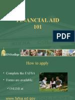 Financial Aid 101 2010