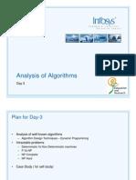 Analysis of algorithms-Day3