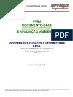PPRA Doc Base Setor e Funcao
