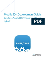 Mobile Sdk Developer Guide