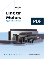 Linear Motors Application