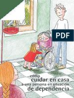 Como Cuidar en Casa en situacion de dependencia