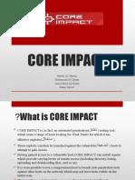 Core Impact Product