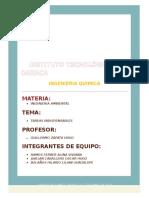 Instituto Tecnológico de Oaxaca Ambiental