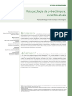 Fisiopatologia Da Pré-eclâmpsia - Febrasgo