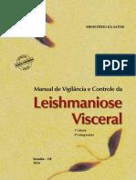 Manual Leish Viceral 2014
