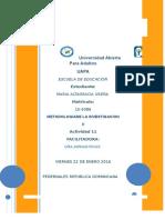 Actividades Del Módulo II de Metodologia de La Investigacion Alta Ureña.docx OK (1) (1)