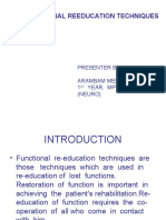 Functional Re-education